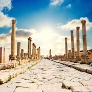Ancient City Of Jerash