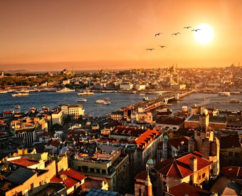 Cairo Istanbul Tour