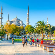 Cairo Istanbul Tour Package
