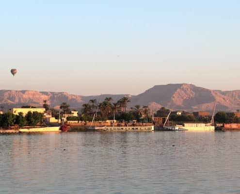 Cairo and Nile Cruises