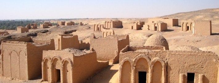 Cemetery of Al-Bagawat
