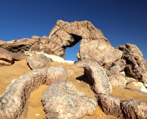 Crystal Mountain, Egypt