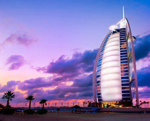 Egypt Dubai Package Tour