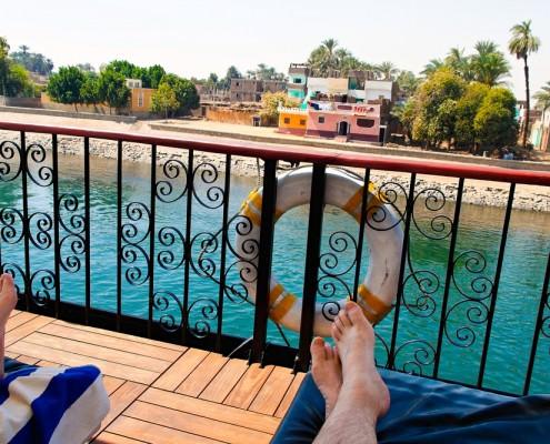Egypt Honeymoon Package - Honeymoon Nile Cruise