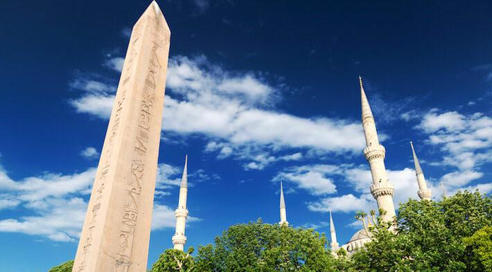 Passeio no Egito e Turquia