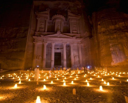Egypt and Jordan tour package