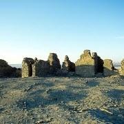 English House or House of the Englishman at the Black Mountain, el-Bawiti, Bahariya Oasis