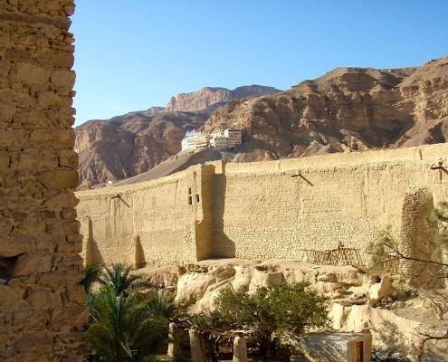 Monastery of Saint Paul, Eastern Desert, Egypt