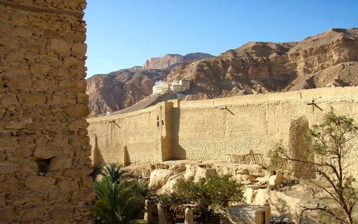 Monastery of Saint Paul, Eastern Desert, Egypt