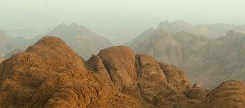 Mount Sinai is another option to include in Your Egypt vacation package