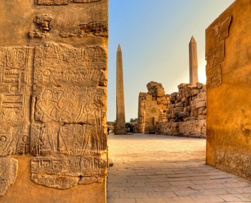 Luxor Vacation Packages to Egypt