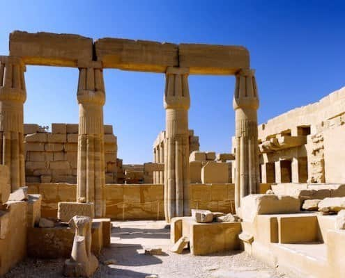 Top attractions in Egypt - Karnak Temple