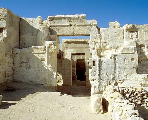 Temple of Amun, Siwa Oasis