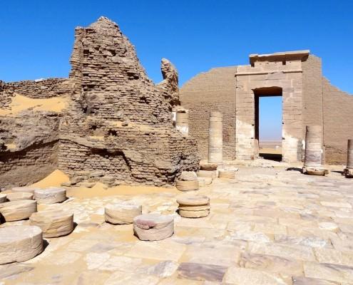 Temple of Qasr Dush