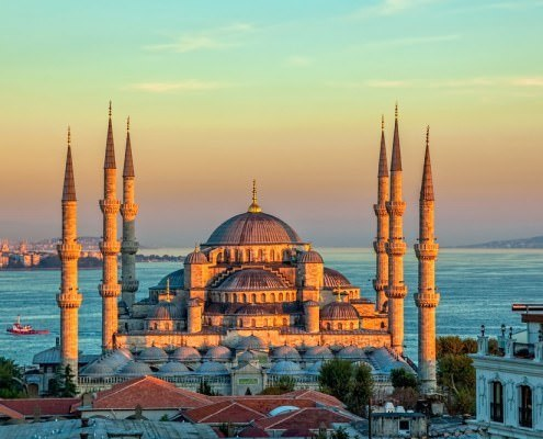 Turkey Egypt Tour Package