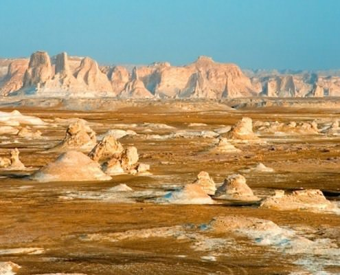 White Desert, Egypt - Package Vacations