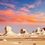 White Desert Tours - Chalk formations