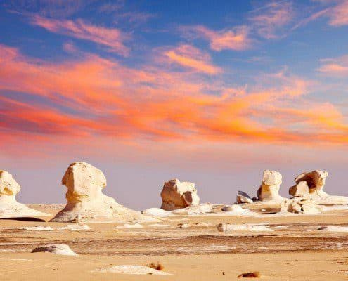 White Desert Tours - Chalk formations