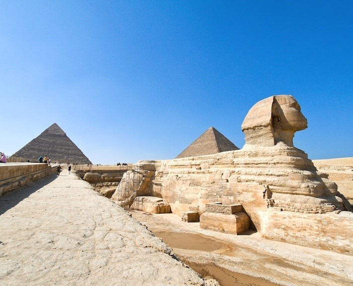 The most famous tourist places in Egypt - YouTube