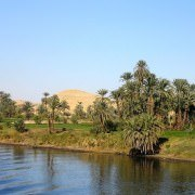 Ancient Egypt Nile River