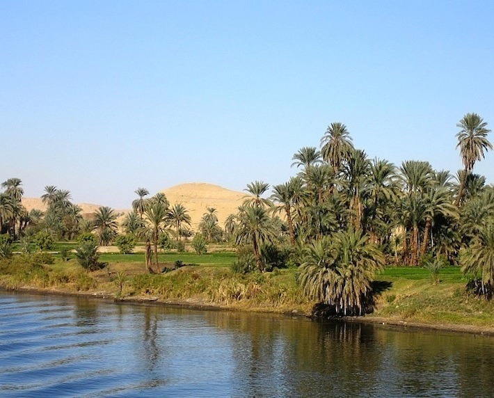 the significance of the nile river to the civilization of egypt Introduction to ancient egyptian art ancient egyptian art is the painting, sculpture , and architecture produced by the civilization in the nile valley from 5000 bce.