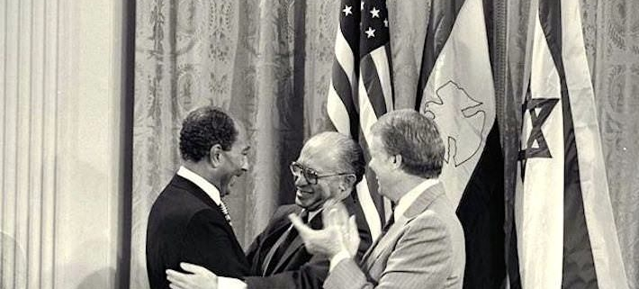 Middle East Peace Treaty 1979