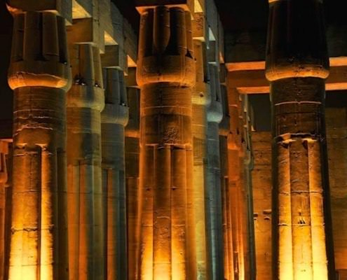 Hypostyle Hall, Luxor Temple