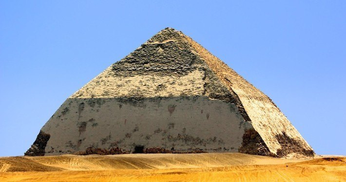 Dahshur Pyramids - Top 8 Cairo Attractions
