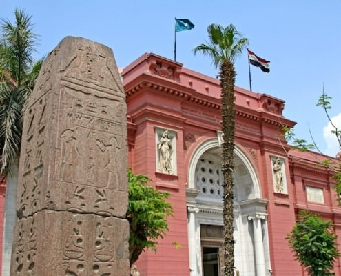 Private Egypt tours of the Egyptian Museum is what dreams are made of