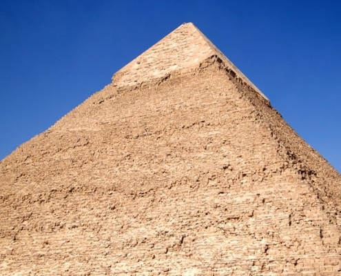 A private tour of the Great Egyptian Pyramid is amazing