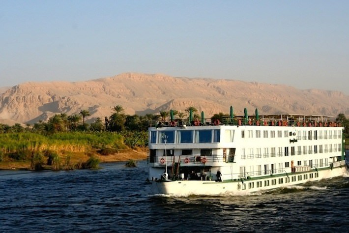 Luxury Nile Cruises