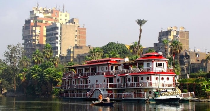 The Peking Nile River Dinner Cruiser, Cairo