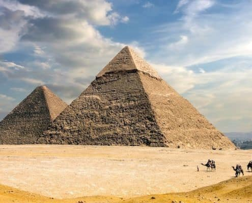 Top 10 Cairo Tourism Attractions