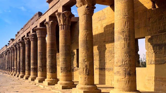 Egypt Travel Package - Philae Temple
