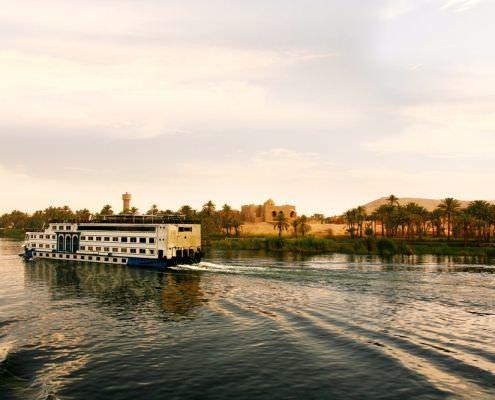 Nile Cruise From Sharm El Sheikh