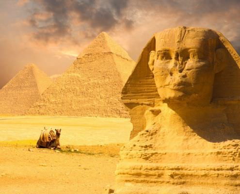 Sharm El Sheikh and Cairo Tour