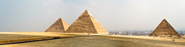 Guided Egypt Tours - Giza Pyramids, Cairo