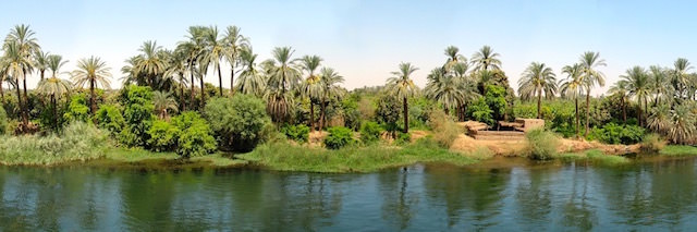 Guided tours to Egypt - Nile River