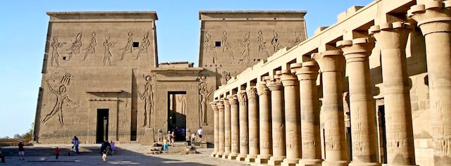 Guided tours to Egypt - Philae Temple, Aswan