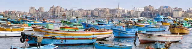 Alexandria Egypt Attractions