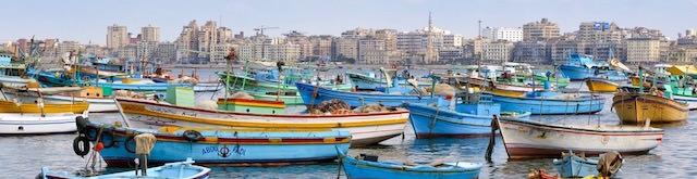 Alexandria Egypt Attractions