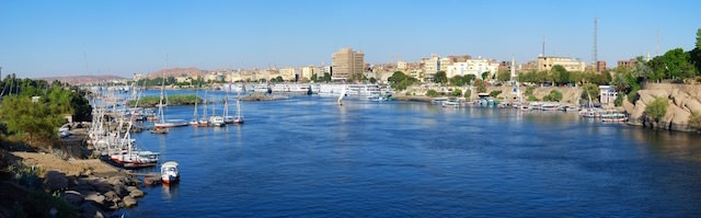 Aswan Egypt Tourist Attractions