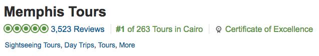 Egypt Tours Plus Reviews