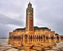 Egypt and Morocco Tours - Hassan II Mosque, Casablanca