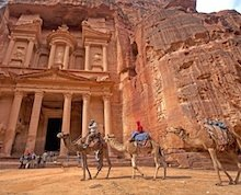 Jordan Tourist Attractions