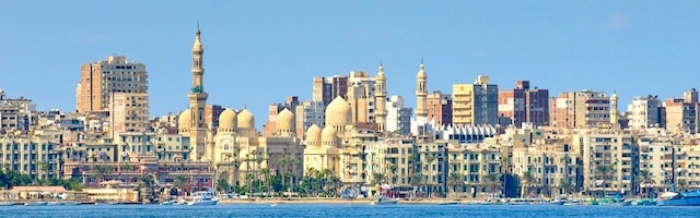 Tourist Attractions in Alexandria Egypt
