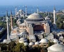 Egypt and Turkey Tours - Hagia Sophia, Istanbul