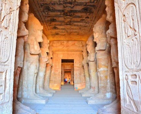 Cairo Luxor Aswan and Abu Simbel Tour