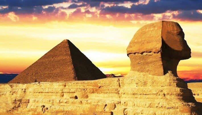 Cruzeiro de Luxo no Nilo e Passeios no Cairo