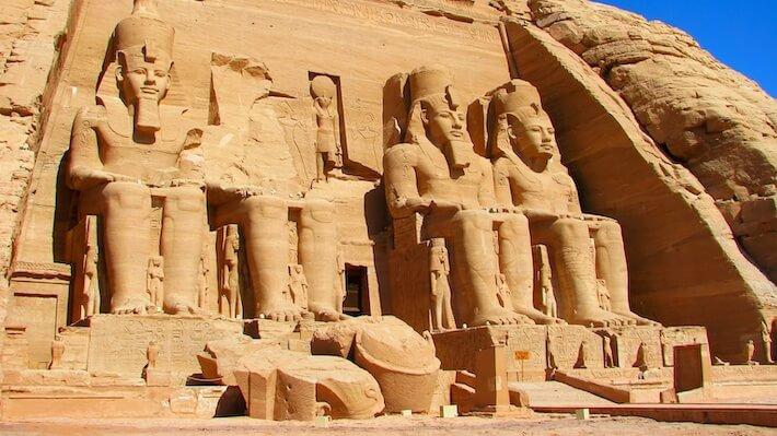 Cairo, Luxor, Aswan, Abu Simbel